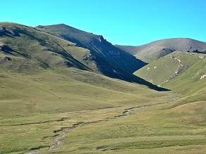 Song Kol, Kyrgystan