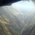 Lukla, Nepal. Backpacks and Bra Straps