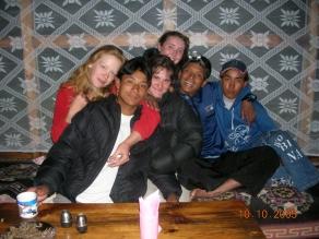NepalBackpacks and Bra Straps.