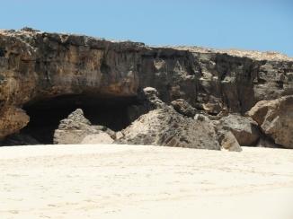 Caving Cape Verde