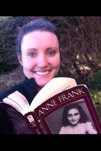 Anne Frank - Savannah Grace
