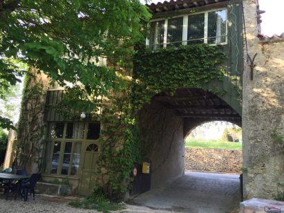 Villesiscle, France, villa