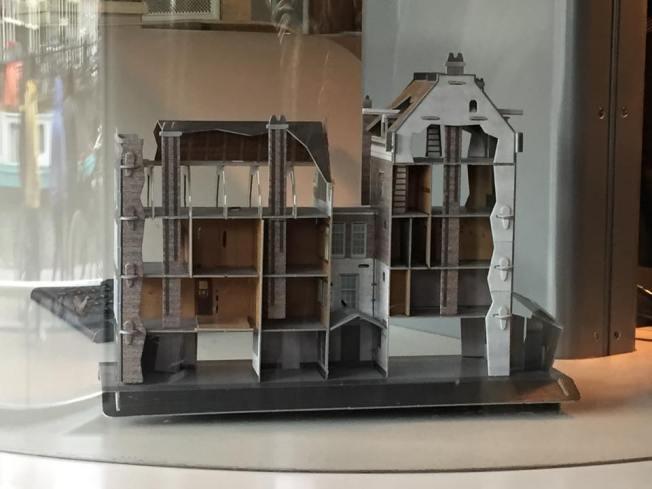 Anne Frank - house amsterdam