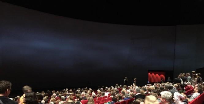 Anne Frank theatre