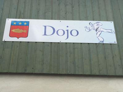 Villesiscle, France, - dojo