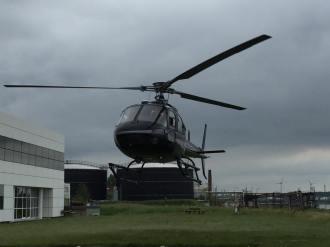 Antwerp, Belgium Helicopter