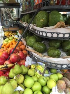 Lima Peru. Market