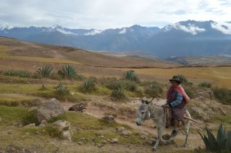 spectacularly beautiful countryside of Peru