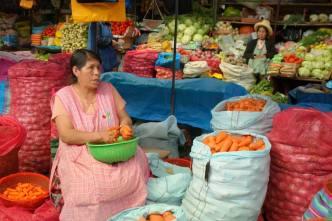 Market, Urubamba Peru
