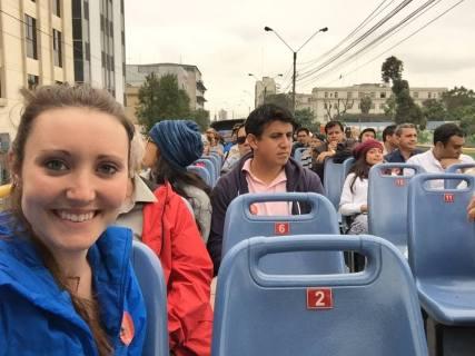 Lima Peru. Savannah Grace