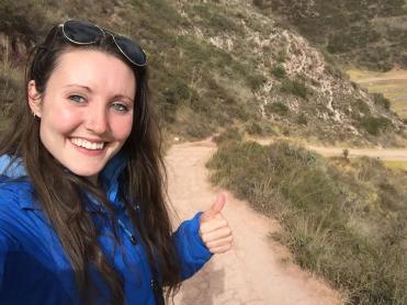 Sacred Valley in Peru. Savannah Grace