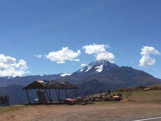 spectacular beautiful countryside of Peru