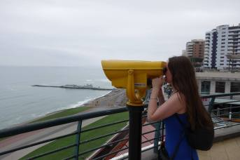 Lima, Peru, Savannah Grace