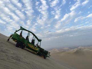 Sand Buggy Ride Peru