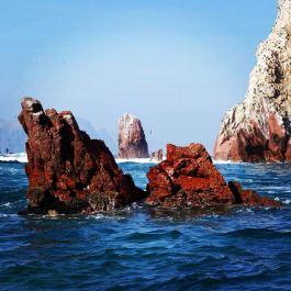 ocean views Peru