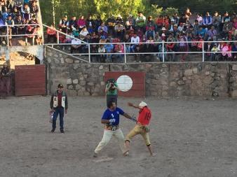 Takanakuy Fight, Urubamba Peru