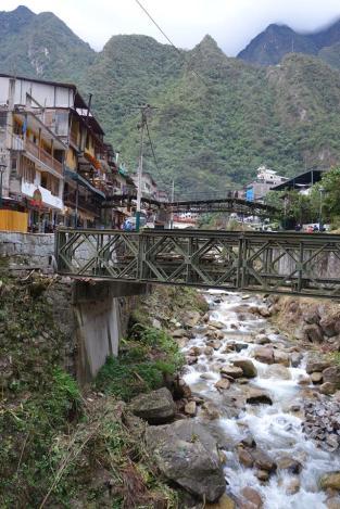 Aguas Callientes Peru