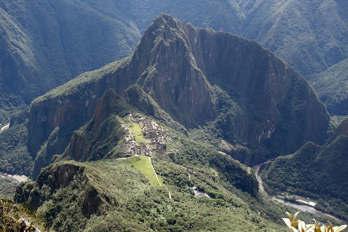 WORLD WONDER MACHU PICCHU