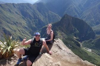 Machu Picchu, Peruo