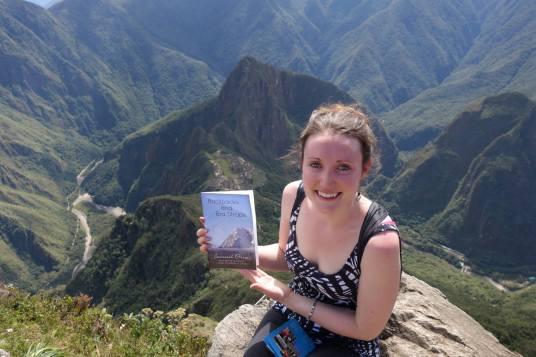 Machu Picchu, Peru - Savannah Grace