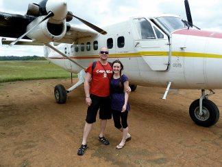 Suriname - Kees and Savannah