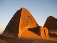 Sudan, pyramids