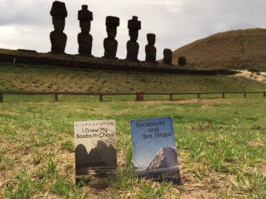 Sihpromatum Vol. 1 & 2 on Easter Island