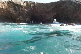 Islas Ballistas, Peru