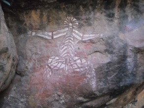 Rock Art,, Kakadu National Park