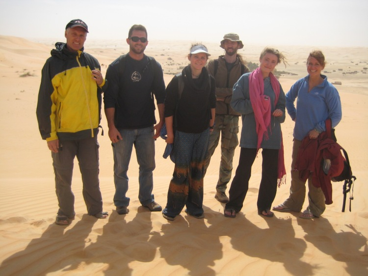 """In 2005 we started our 4-year backpacking journey with Mom, Ammon, Breanna and Savannah aka """"The Original Four"""". During our travels my dad and brother, Skylar, joined in on the adventures. Collectively we have visited 140+ countries."""
