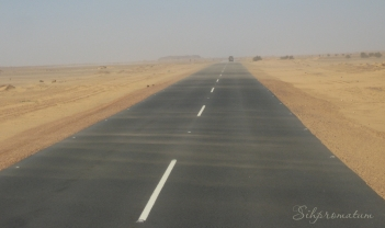 Sudan's new road