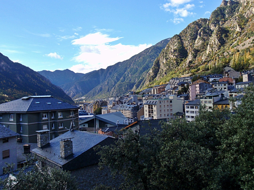 Andorra Mountain Villages