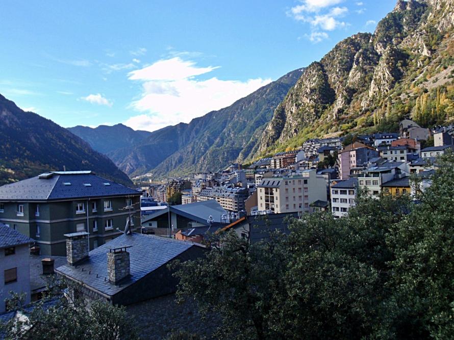 Andorra Mountain Villages