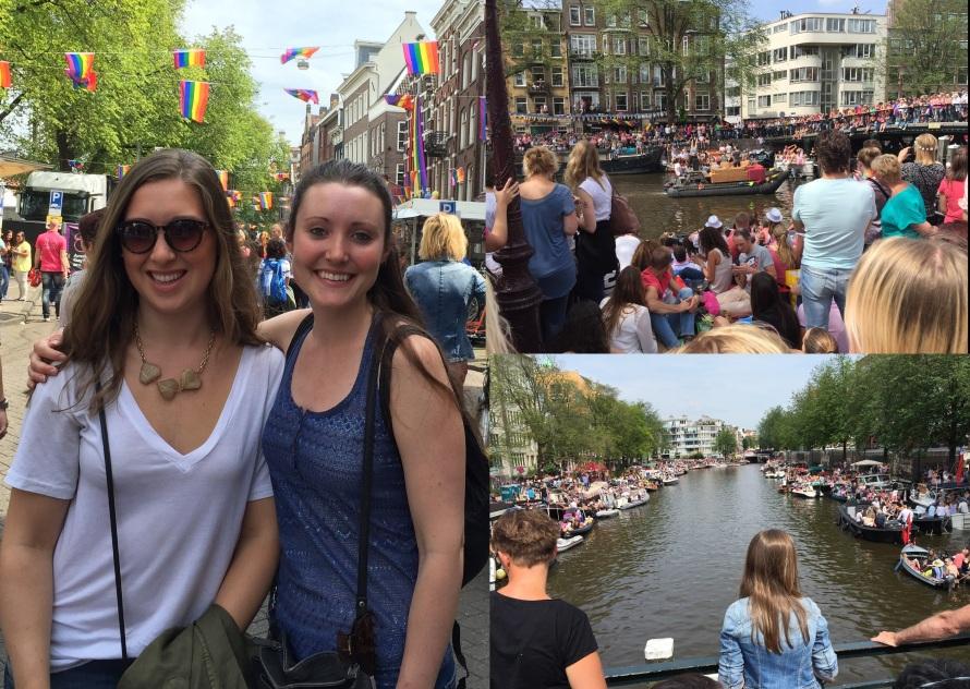 Amsterdam Pride Parade