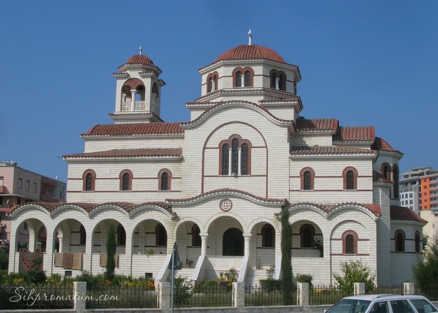 Saint Vlasius Orthodox Church - Duress, Albania