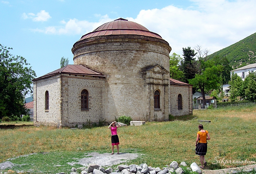 A 6th-century Caucasian Albanian church, Seki