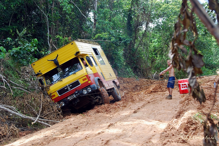 4x4 in cameroon