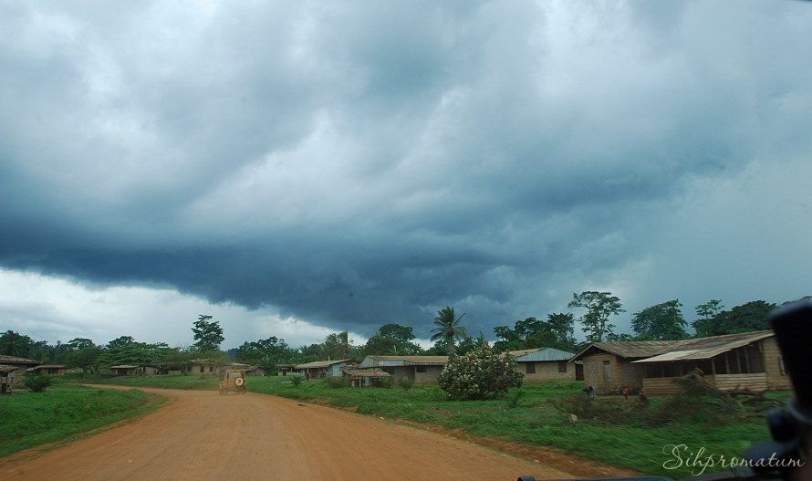 cameroon storm Kumba