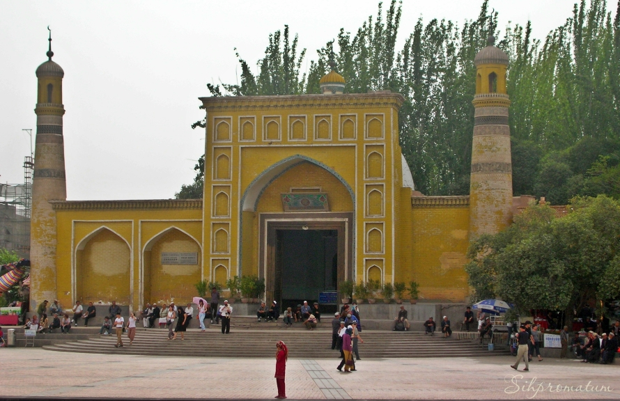 Id Kah Mosque, China
