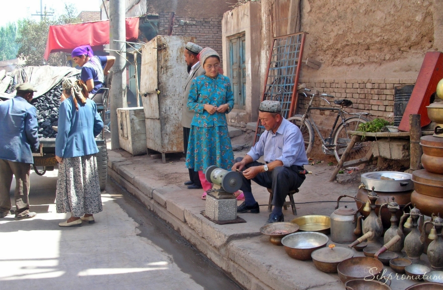 Kashgar ,China