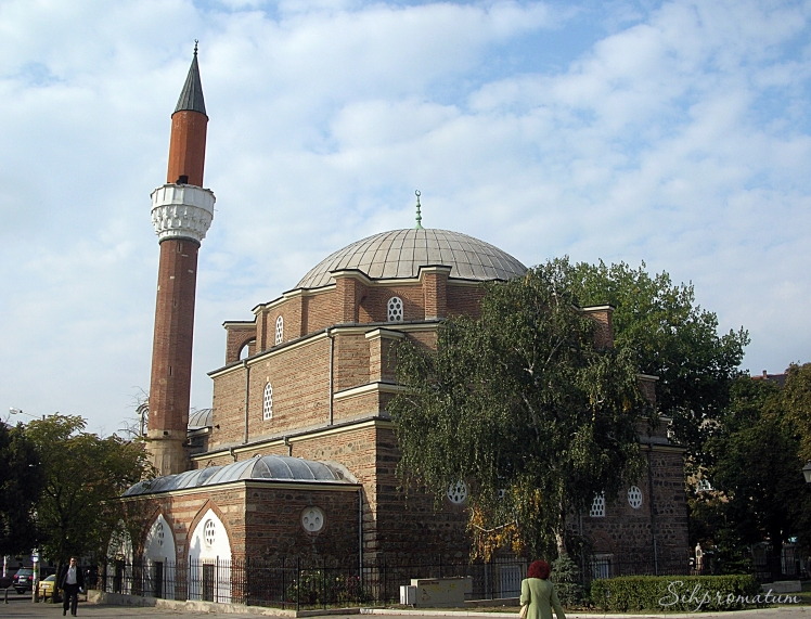 The Banya Bashi Mosque