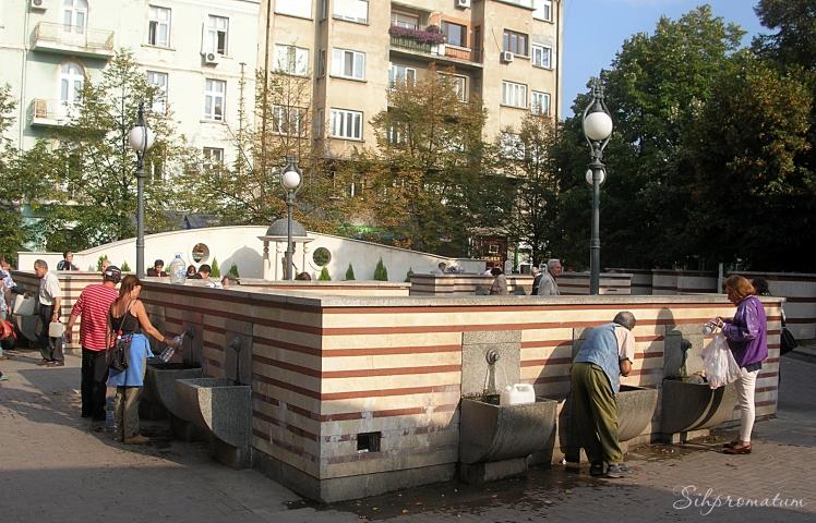 Mineral water Sofia
