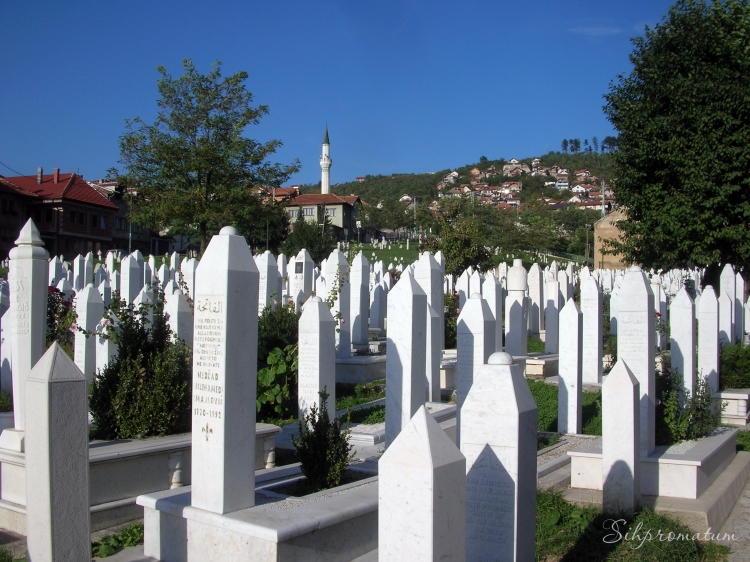 The Martyrs' Memorial Cemetery