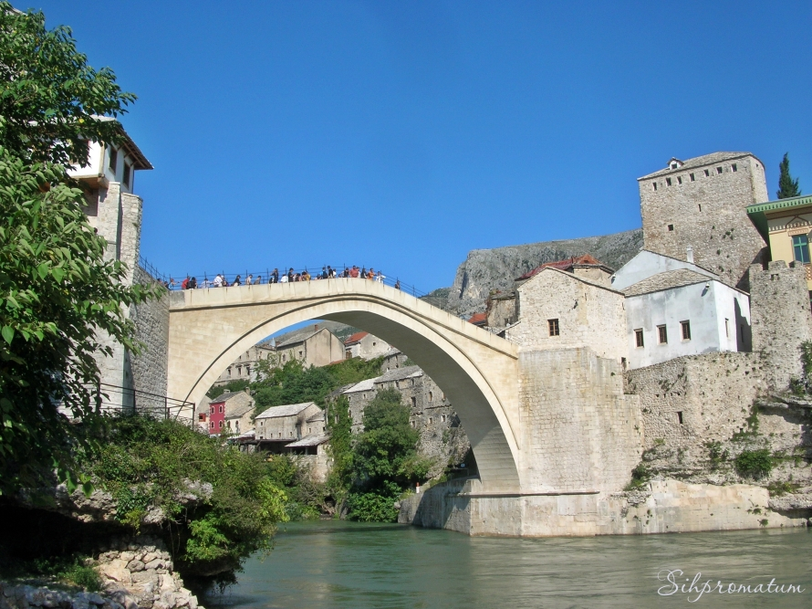 Old Bridge Mostar.