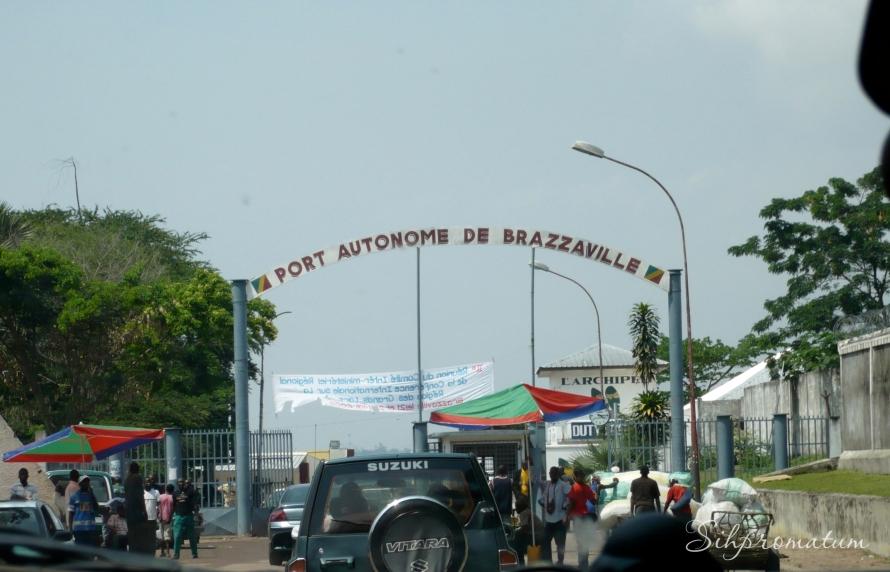 Port of Brazzaville