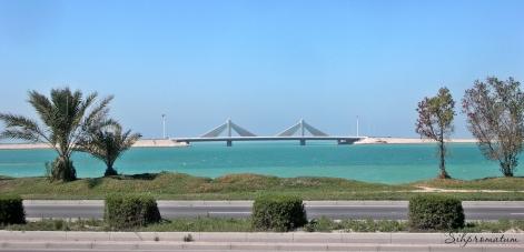 Shaikh Isa Causeway , Bahrain