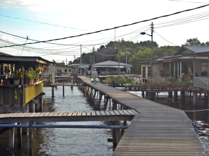 Kampong Ayer is the worlds largest water city,