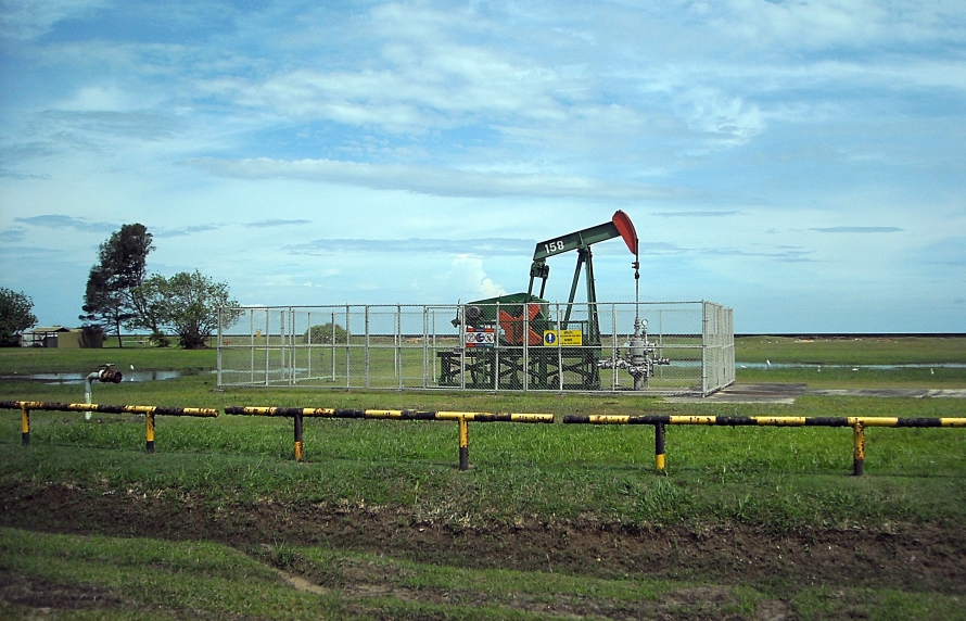 Natural gas fields have given Brunei abundant wealth