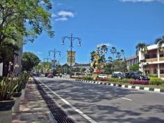 Streets of Bandar Seri Begawan