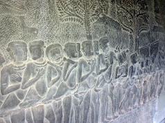 Ankor Wat caveings